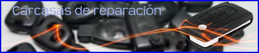 Carcasas de coche para reparación