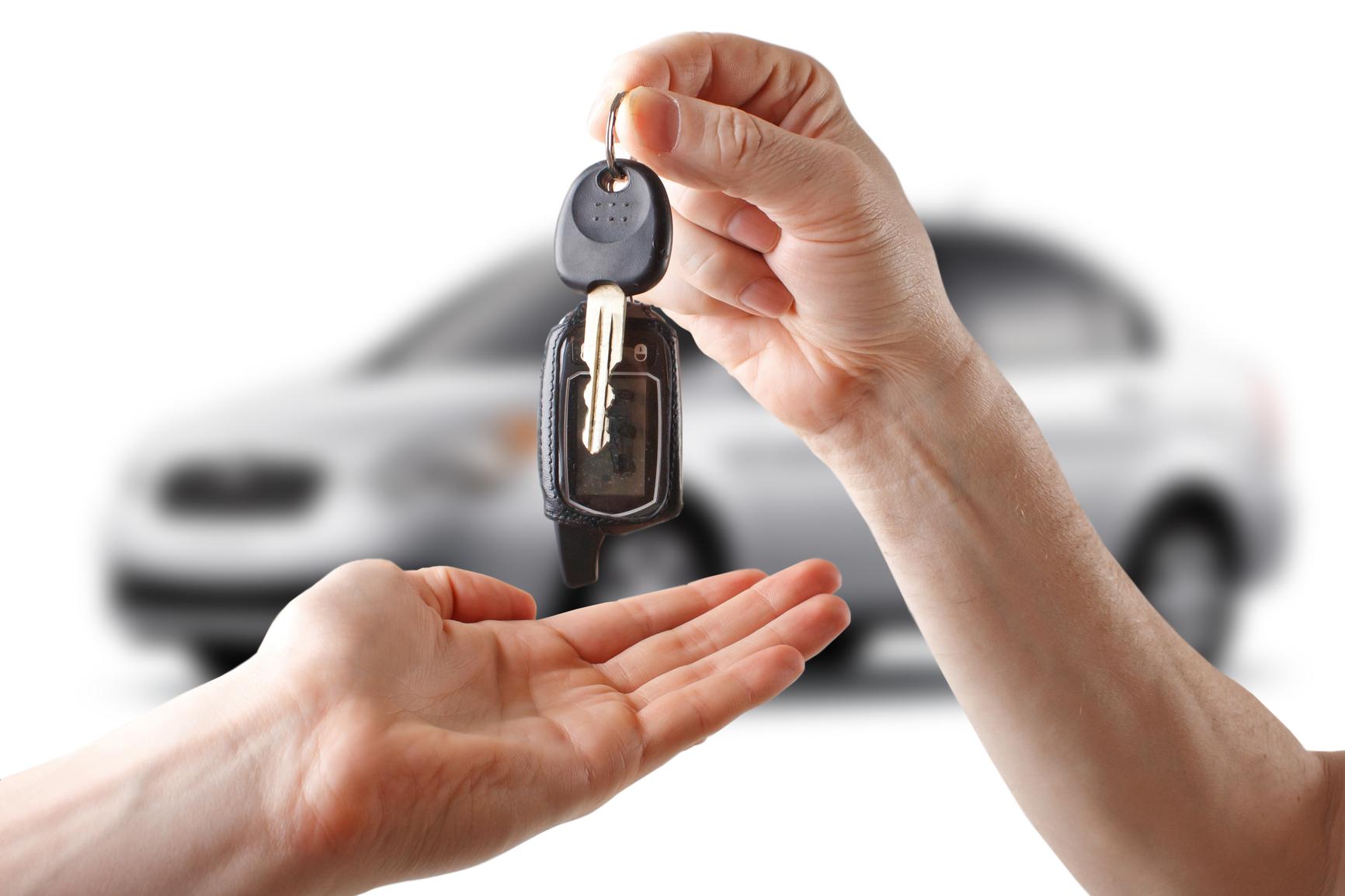 Perdida total de la llave de su coche