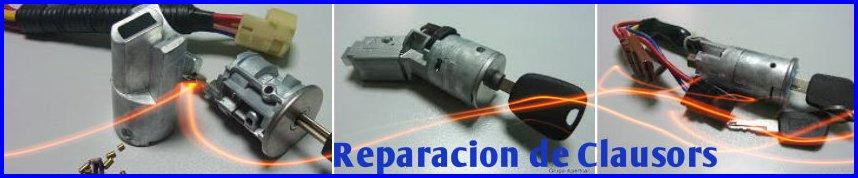 Reparacion de clausors Apertcar en Rubi Barcelona