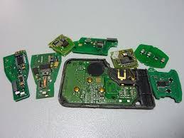 Reparación de tarjeta renault megane