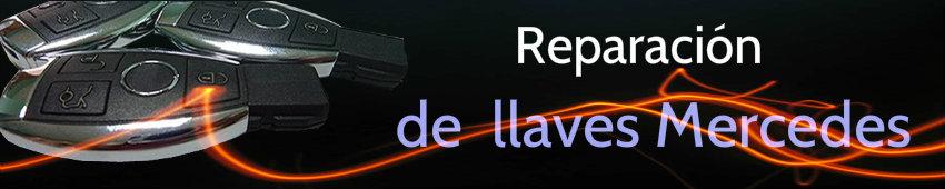 Reparación de llaves Mercedes Benz
